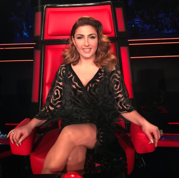 elena paparizou, the voice