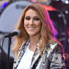 Ένα χρόνο μετά το θάνατο του συζύγου της, η Celine Dion είναι αγνώριστη