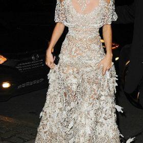 Η Kendall Jenner με Elie Saab