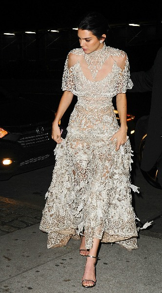 kendall jenner, mosaic, look of the day,