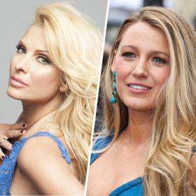Τι κοινό έχει η Ελένη Μενεγάκη με την Blake Lively;