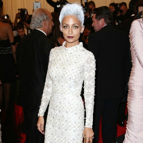 nicole richie, gray hair, homepage image
