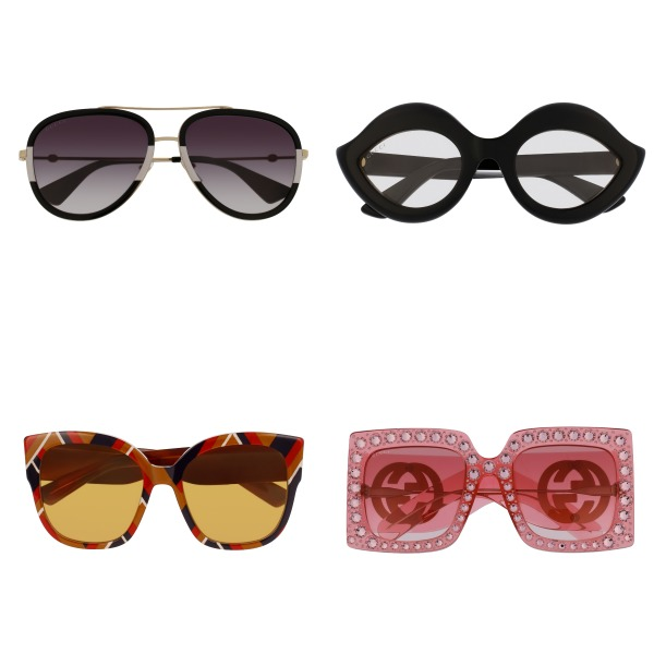 gucci sunnies, homepage image