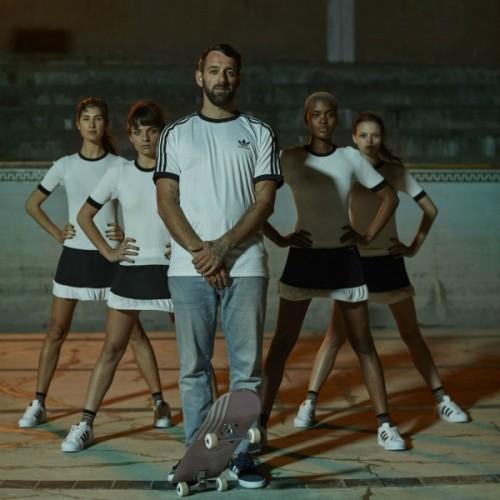 adidas originals, campaign, homepage image
