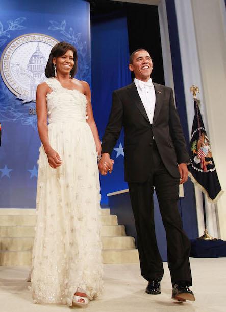 Obama Home States Inaugural Ball