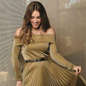 Ελένη Τσολάκη: Η εμφάνιση της παρουσιάστριας που ξεχωρίσαμε αυτή την εβδομάδα