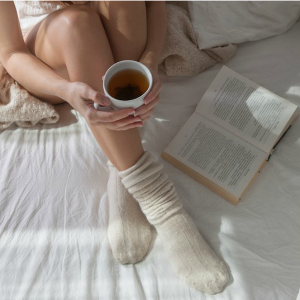 cozy feet