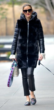 olivia palermo, look of the day