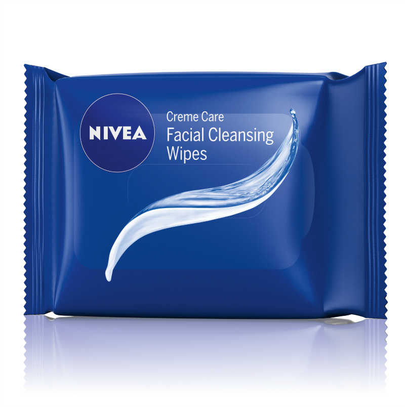 nivea facial wipes