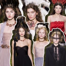 Παντρεύεστε την Άνοιξη; Αυτό το Couture show θα σας δώσει την beauty έμπνευση που ψάχνατε