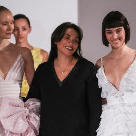 Celia Kritharioti: Η ταλαντούχα, ελληνίδα σχεδιάστρια παρουσίασε μία εντυπωσιακή συλλογή στο Παρίσι