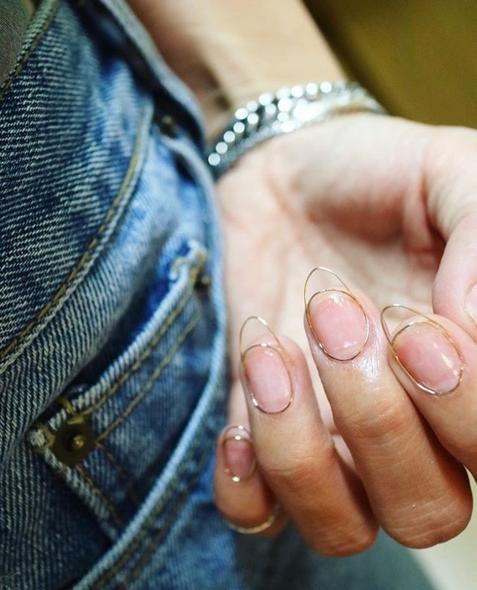 wire nail art