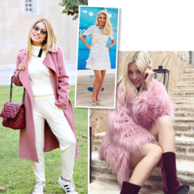 It's a girls' world: Πώς φόρεσαν οι ελληνίδες celebrities τα παστέλ;