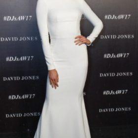 H Karlie Kloss με Rebecca Vallance