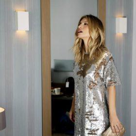 Μαρία Ηλιάκη: Φόρεσε το πιο sexy φόρεμα που κρύβει την περιφέρεια και δίνει ύψος