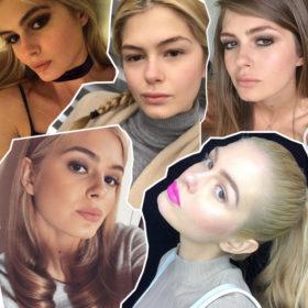 Διακριτικό ή έντονο: Με ποιο μακιγιάζ προτιμάτε την Αμαλία Κωστοπούλου;