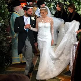 Φίλιππος Λαιμός-Μαριάννα Γουλανδρή: Νέες φωτογραφίες από το γαμήλιο ταξίδι τους