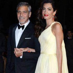 Πρώτη φορά μπαμπάς ο George Clooney! Γέννησε η Amal Alamuddin