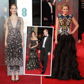 BAFTAs 2017: Όλες οι εμφανίσεις που μας άρεσαν στα βρετανικά βραβεία