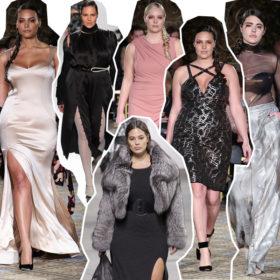 Plus size όνειρο: Επιτέλους οι πολύ ζουμερές γυναίκες κατέκτησαν τις μεγάλες πασαρέλες