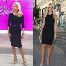 Ποια είναι πιο ψηλή; Συγκρίναμε το ύψος δέκα ελληνίδων celebrities όταν είναι ντυμένες παρόμοια