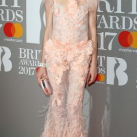 Η Natalia Vodianova με Givenchy