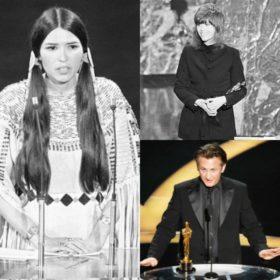 Ίσα δικαιώματα: Επτά φορές που τα Oscars είχαν έντονη πολιτική χροιά
