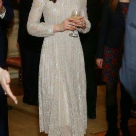 H Kate Middleton με Erdem