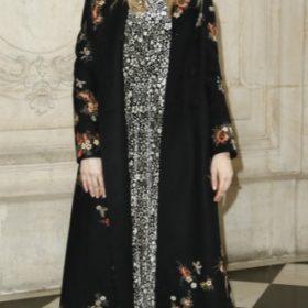 Η Sienna Miller με Dior