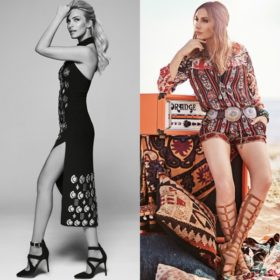 Κατερίνα Καινούργιου Vs Δέσποινα Βανδή: Ποια φόρεσε καλύτερα το μπλε φόρεμα;