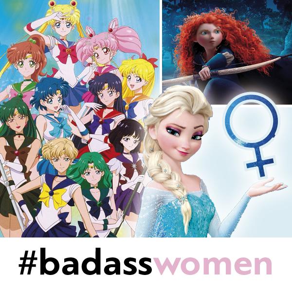 feminism badass women homepage 600 X 600