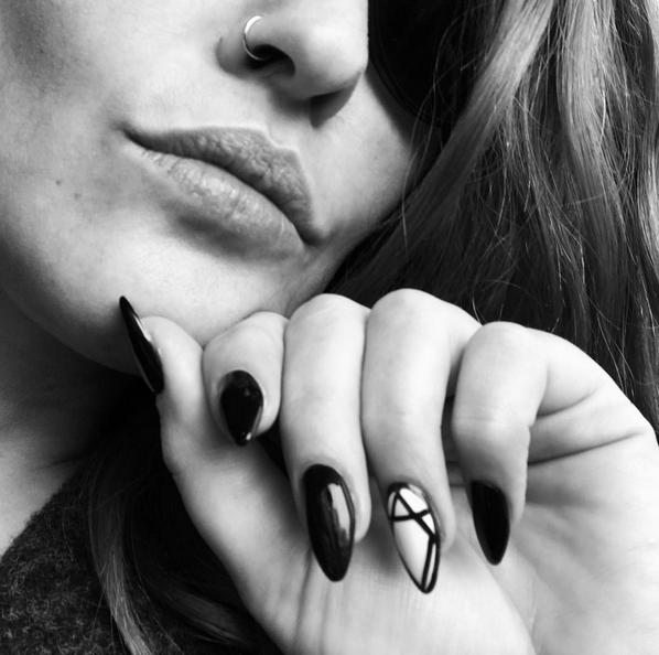 sissy christidou, manicure