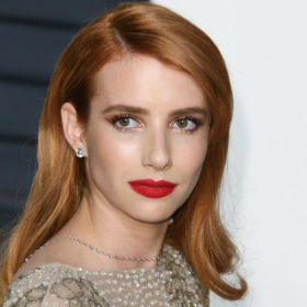 Smoky Quartz: Αν σας αρέσουν οι καστανές αποχρώσεις, θα λατρέψετε το νέο look της Emma Roberts
