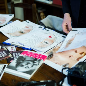 21η Αthens Xclusive Designers Week: Μάθαμε όλες τις λεπτομέρειες του makeup look των μοντέλων