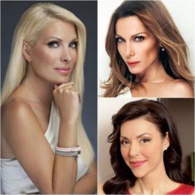 Spring time! Δείτε τα ανοιξιάτικα πανωφόρια που φόρεσαν οι ελληνίδες celebrities για να εμπνευστείτε για τα looks σας