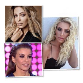 Εφτά Ελληνίδες και ξένες celebrities που φαίνεται να έχουν μεγαλώσει τα χείλη τους (με μακιγιάζ ή με fillers)