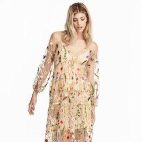 Αυτό είναι το H&M φόρεμα που έχει ξεπουλήσει παντού. Πόσο κοστίζει;