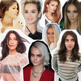 Είστε έτοιμες για νέο hair look; Πάρτε έμπνευση από τις πρόσφατες αλλαγές των celebrities