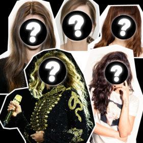 Το τέλος των ξανθών: Δεν θα πιστεύετε ποιες celebrities ψήφισε ο κόσμος ως τις ωραιότερες γυναίκες του 2017