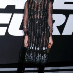 Η Charlize Theron με Dior