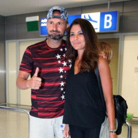 Η Ειρήνη Κολιδά και ο Πάνος Αργιανίδης επέστρεψαν στην Ελλάδα: Ο άγνωστος τραυματισμός και το «καρφί»