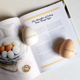 Τα μόνα αυγά που χρειάζεστε το Πάσχα είναι αυτά και έχουν μηδέν θερμίδες