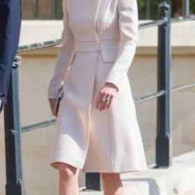 H Kate Middleton με Catherin Walker