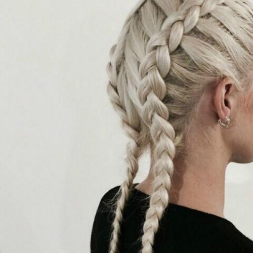 boxer braids, homepage image, platinum blonde, asimi,