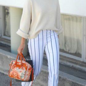 Η Lily Aldridge με Balenciaga