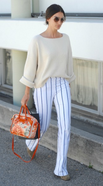 lily aldridge, mosaic, look of the day, balenciaga