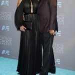 NO JUST JARED USAGE 2016 Critics' Choice Awards - Arrivals Pictured: Mary J. Blige and husband Kendu Isaacs Ref: SPL1210794 170116 Picture by: Splash News Splash News and Pictures Los Angeles: 310-821-2666 New York: 212-619-2666 London: 870-934-2666 photodesk@splashnews.com