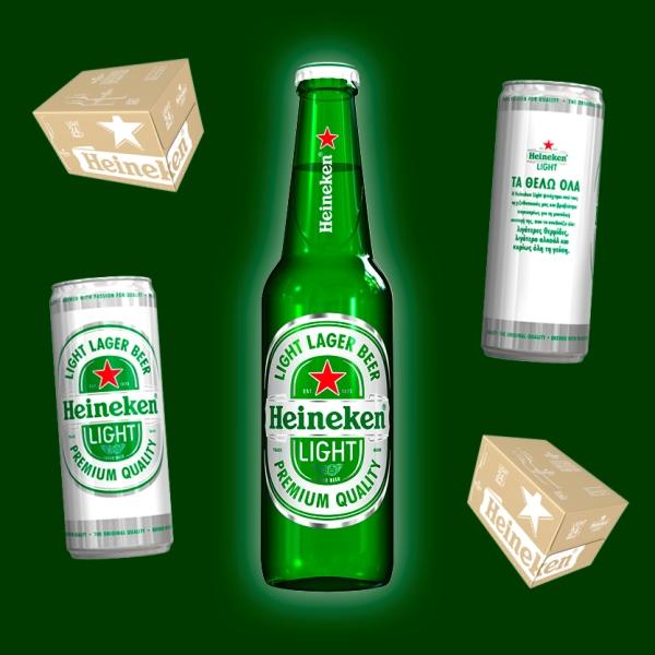 Επιτέλους κυκλοφόρησε μια light μπυρά για όσες κάνουν διατροφή