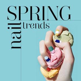 Spring Nail Trends: Έξι τέλειες ιδέες για ανοιξιάτικα μανικιούρ που ανακαλύψαμε στο instagram