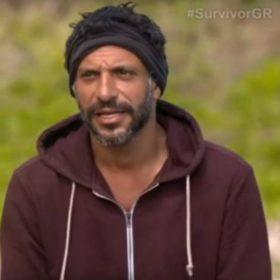Survivor: Ο Γιώργος Χρανιώτης μιλά για «ερωτευμένο ζευγάρι» στο παιχνίδι